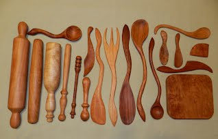 I Make Many Diffe Wooden Cooking Utensils Spurtles Spreaders Spatulas Spoons Sers Salad Sets Snack Servers Potato Mashers Muddlers Forks